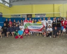 Volley Master League all'Oasi Beach di via Livingstone