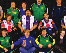 Wheelchair hockey, torneo Panathlon a San Donnino